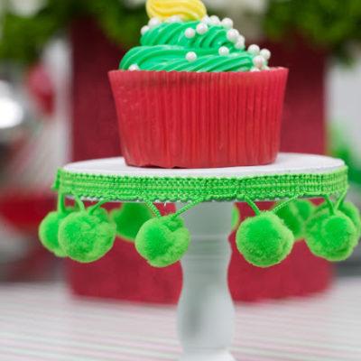 DIY: Cupcake Fun with Custom Cupcake Pedestals