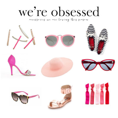 Obssessed… Spring Accessories