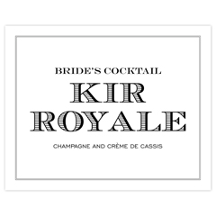 Bride's Cocktail