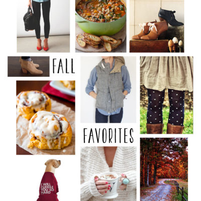 Fancy That… Fall Favorites
