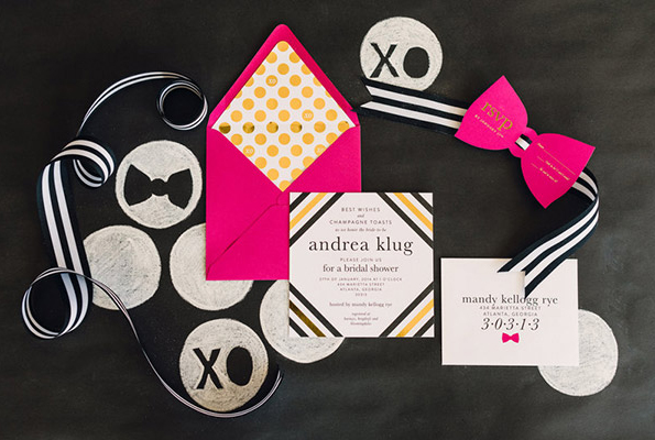 Flair Designery Custom Invite