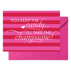 Candy vs Champagne