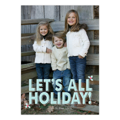 Let's All Holiday