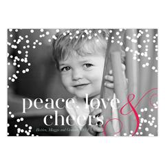 Peace Love Cheers