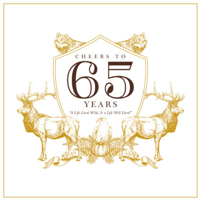 Cheers to 65 Years